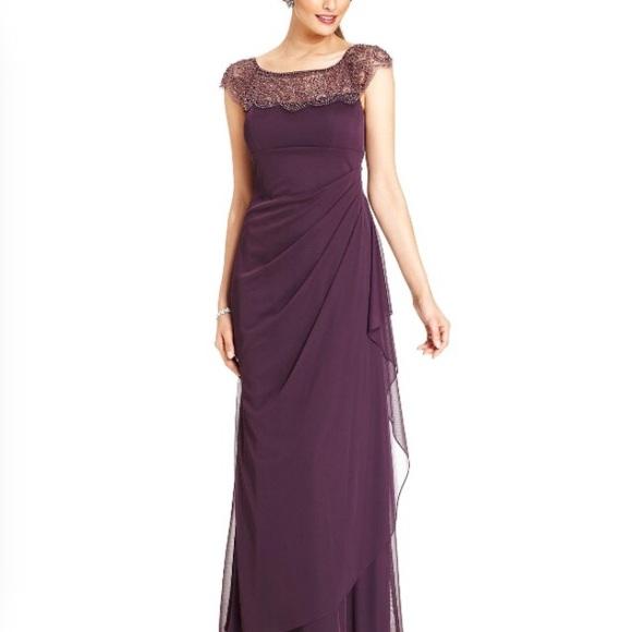 Xscape Dresses   Like New Evening Dress From Macys   Poshmark
