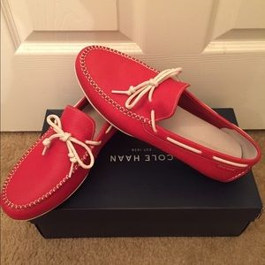 Male Red Cole Haan Shoes | Poshmark