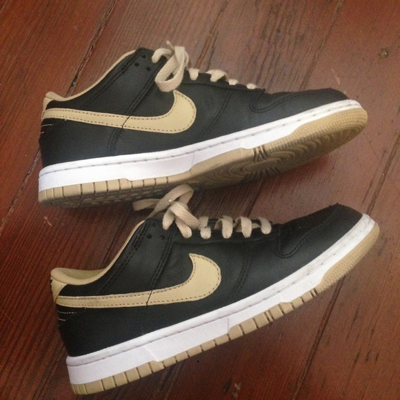 Nike iD Custom Saints Air Force Ones