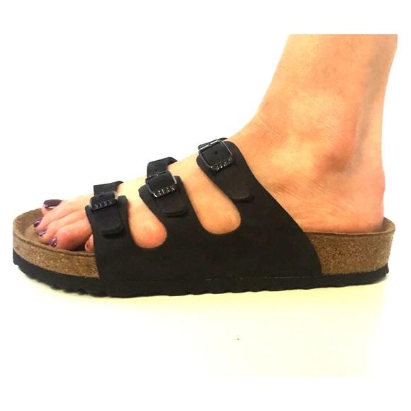 662aa27d6 Birkenstock Shoes - Three Strap BIRKENSTOCK sandals