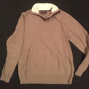 Outerwear - 3 quarter zip
