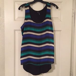 Maurices Tops - Maurices Striped Top.