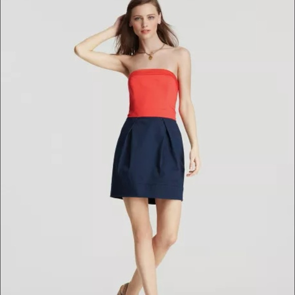 32f93cb3d1 FCUK French Connection Wizard Color block dress