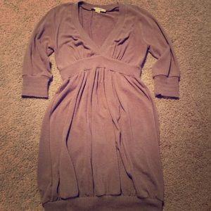 Brown tunic/short dress