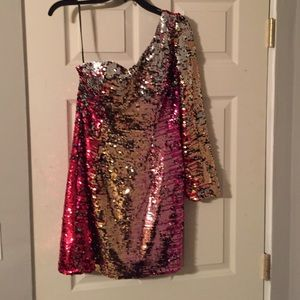 Alyce Paris Dresses & Skirts - Alyce sequin homecoming or party dress