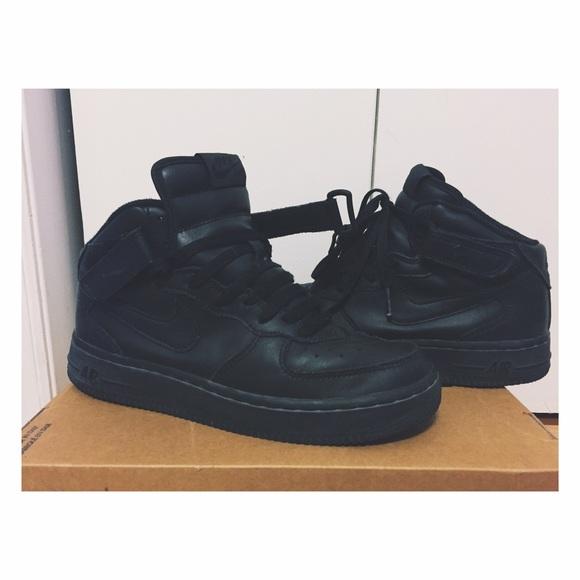 Zapatillas High Nike Air Force 1 High Zapatillas Top Suavemente Usado Poshmark 485dec
