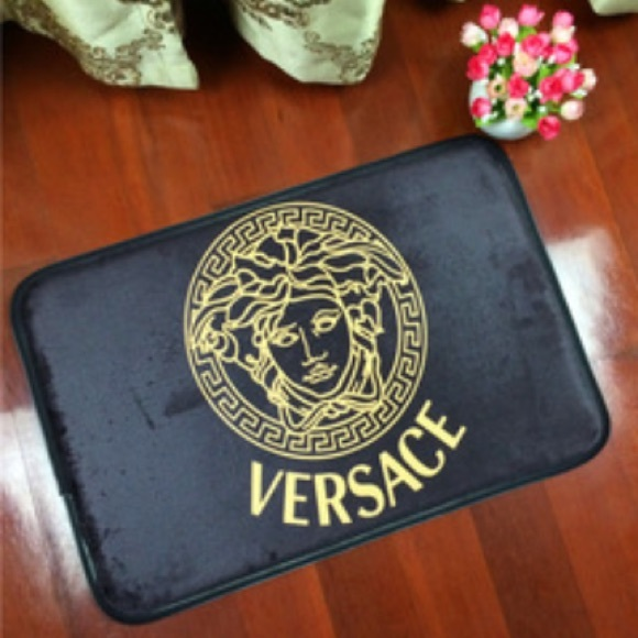 Versace Accessories | Medusa Rug | Poshmark