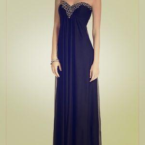 ONYX Nites prom dress.