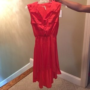 Dresses & Skirts - High low dress only worn once