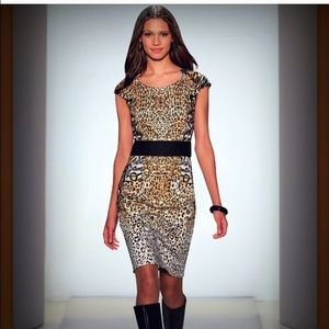 "🚫 Sold 🚫 Etcetera ""Wildcat"" sheath dress"