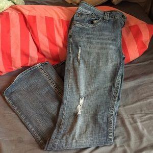SAlE! Hydraulic super low metro jeans 13/14