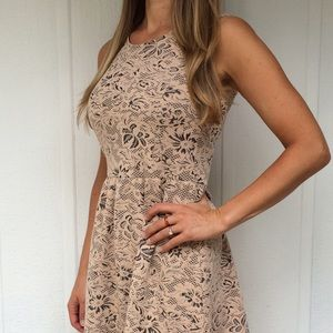 NEW Peach dress