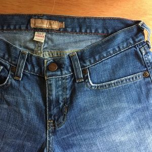 Abercrombie & Fitch Stretch Bootcut, Size 2R