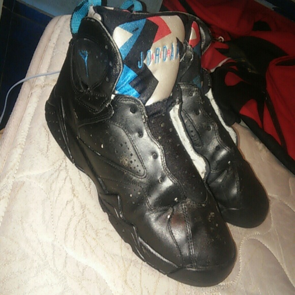 235be0ecb49 Jordan Shoes   Custom 7s   Poshmark