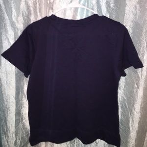 J. Crew Tops - Navy Blue top with front pocket