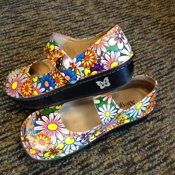 Alegria Shoes Size 39 Mary Janes Poshmark