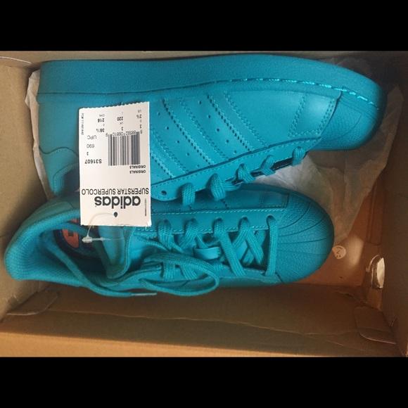 Adidas Pharrell Williams Poshmark Shoes Supercolor qUwqpOH