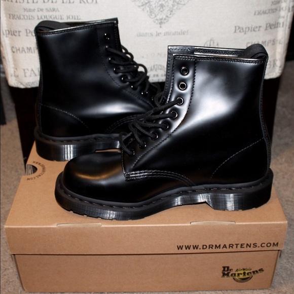 Réduction De 100% D'origine Confortable À Vendre Dr. Martens Boots 1460 MONO Vraiment Pas Cher En Ligne Meilleur Magasin Pour Obtenir À Vendre HyyTSvc