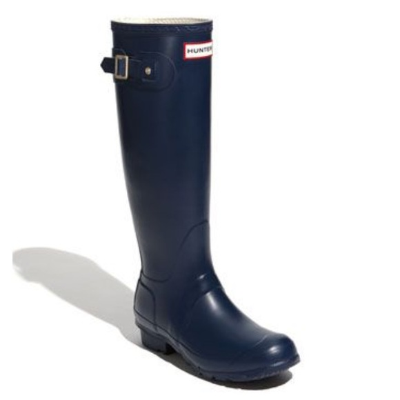 35% off Hunter Boots Boots - Authentic HUNTER Wellies rain boots ...