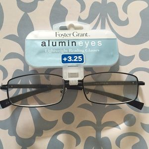 940a5a6702b1 Foster Grant Accessories - New Foster Grant Reading Glasses +3.25