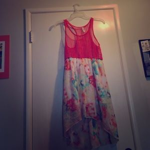 Annianna Dresses & Skirts - Bright colored summer dress