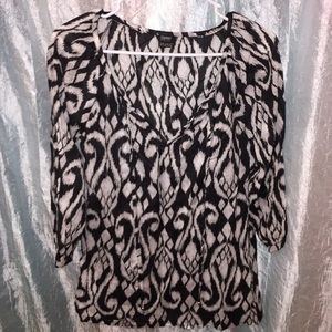 Esprit tunic style top