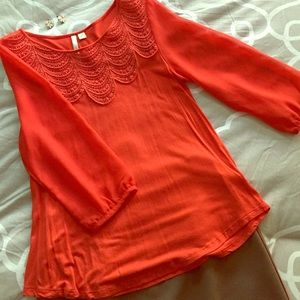 SALE  LC Lauren Conrad Blouse