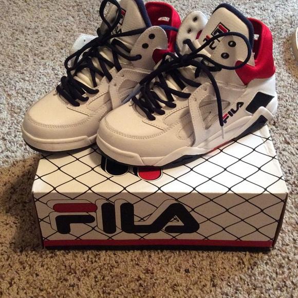 6012a027fe Fila Tennis shoes