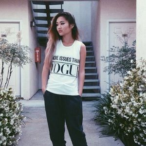 More Issues Than Vogue Muscle Tank