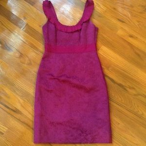 ANTONIO MELANI Dresses & Skirts - Lovely berry colored dress