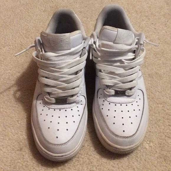 Zapatillas Nike Blanco Air Force 1 Poshmark Low Top Blanco Nike 1be9d5