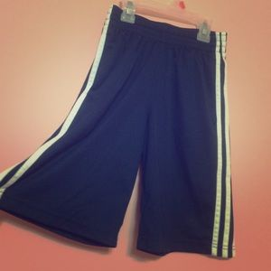 Adidas boys athletic shorts!