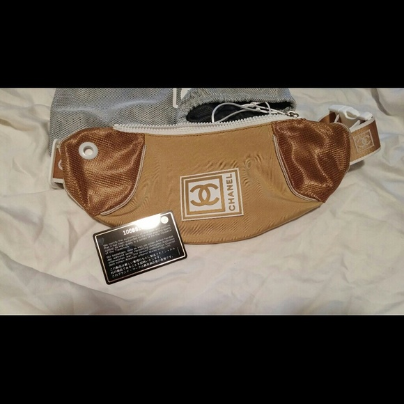 317ba81b78d5 CHANEL Handbags - Chanel Sport waist pouch authenticity guaranteed