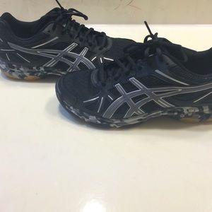 7c701ca9d3356 asics Shoes - Asics black camo athletic shoes
