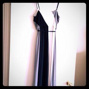 Feminine CK dress