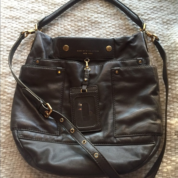 c18aac367a47 Marc by Marc Jacobs Preppy leather hobo bag. M 559207ae01930c649e002a24