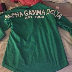 Alpha Gamma Delta Spirit jersey bundle