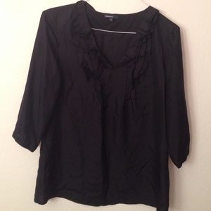 Gap maternity blouse