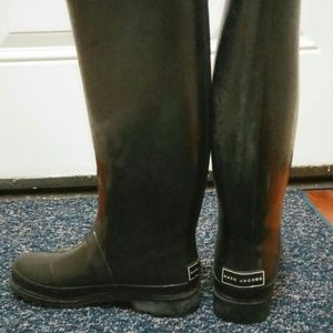 35 off marc jacobs boots marc jacobs rain boots from. Black Bedroom Furniture Sets. Home Design Ideas