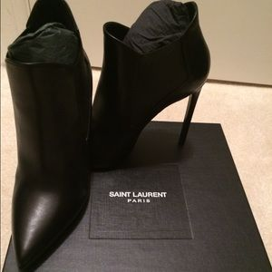 Yves Saint Laurent Shoes - Yves St Laurent  Chelsea Ankle Boots -NEW W/ TAGS!