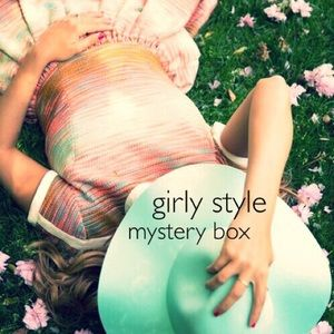 girly style mystery box