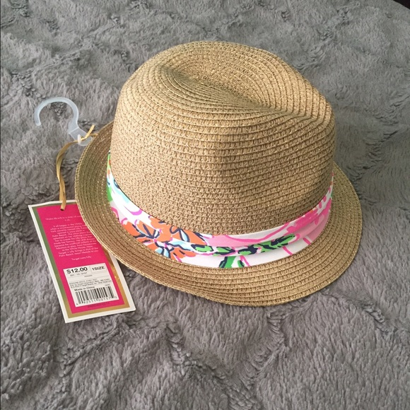 RESERVED 🌺 Lilly for Target fedora 23c2b06cc92