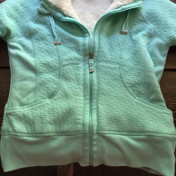 90 Off Zella Jackets Amp Blazers Zella Hooded Sweatshirt