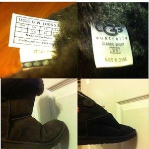 UGG Shoes | Tips On Real Vs Fake Uggs