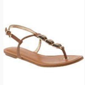 Banana Republic Shoes - Banana Republic cognac sandals