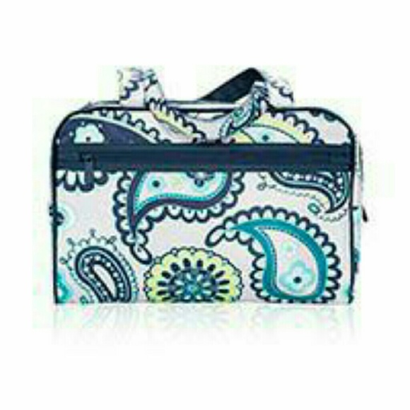 3db696c2fd90 Handle-It Cosmetic Bag - in Paisley Day