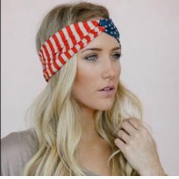 Accessories - Fourth of July headband ❤️ 0dfda8444ef
