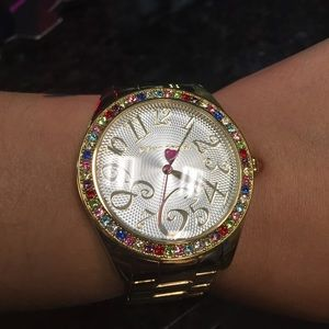 Betsey Johnson Jewelry - Betsey Johnson watch.