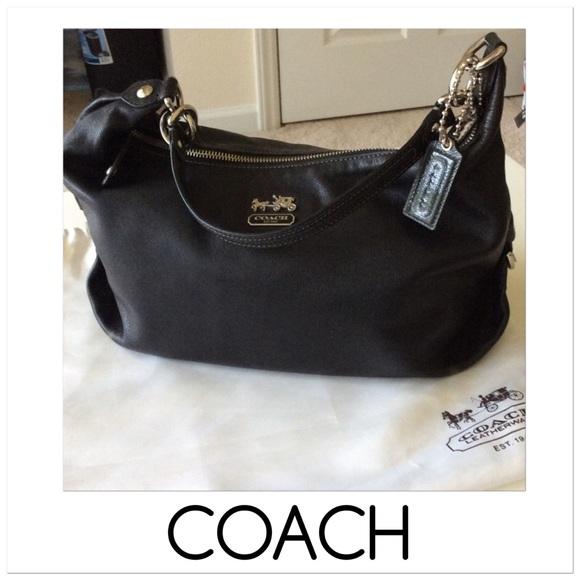 Coach Bags Madison Hailey Hobo Shoulder Bag Poshmark
