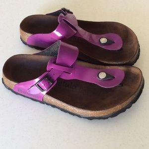 a83fd036ec1d Birkenstock Shoes - Betula by Birkenstock (Purple Patent Leather)